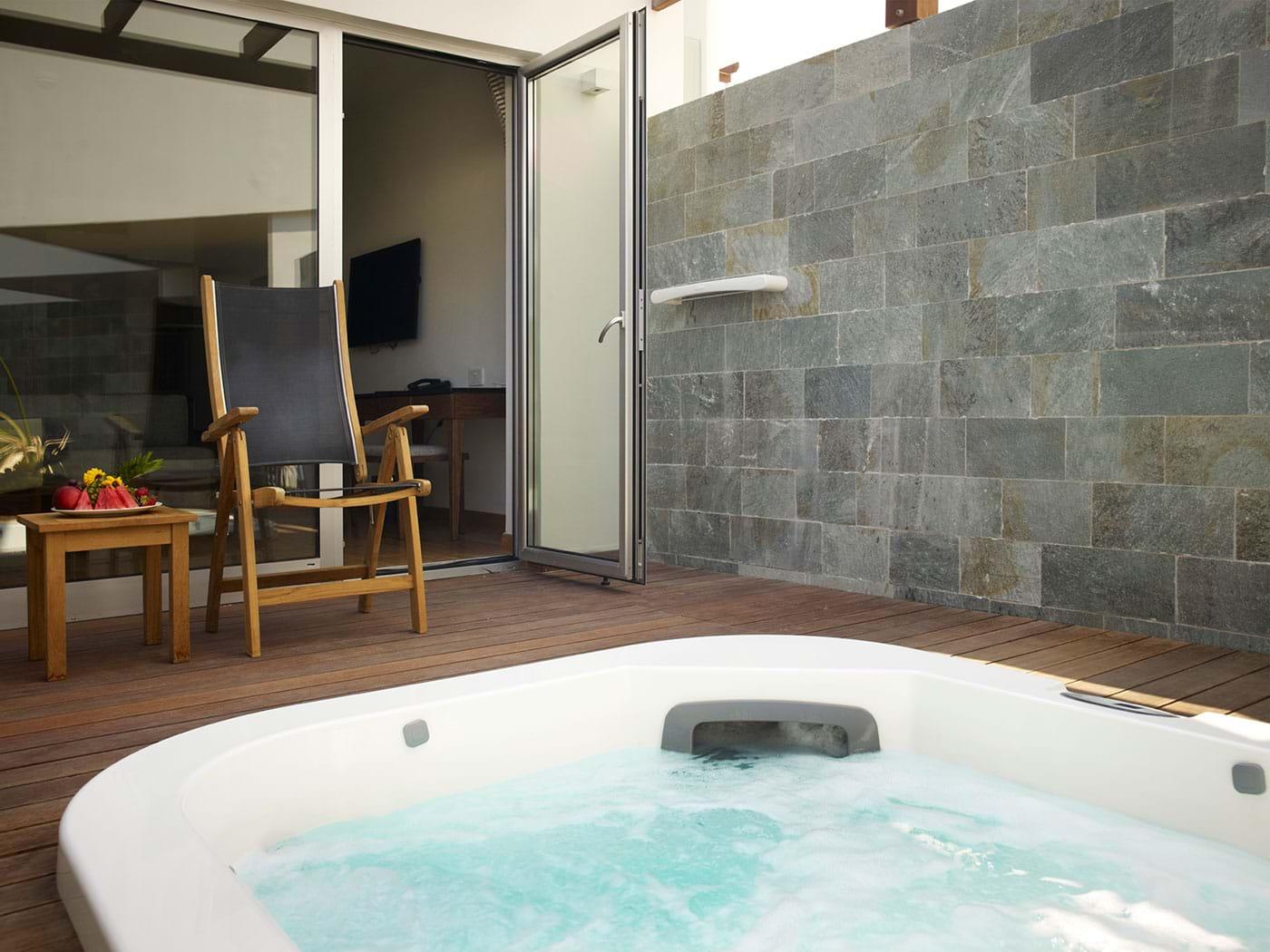 The Five Hotel Suite Jacuzzi Enredada