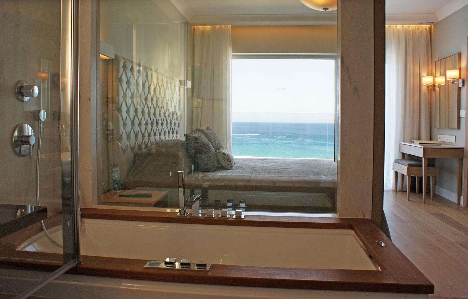 Rooms and Suites - Sunrise Pearl Hotel & Spa - Protaras - Cyprus