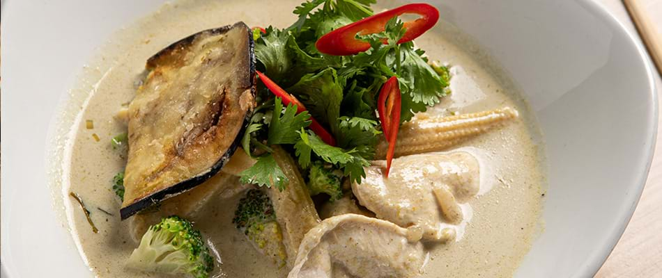 Lemongrass Thai Green Curry